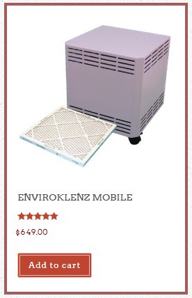Enviroklenz-Mobile