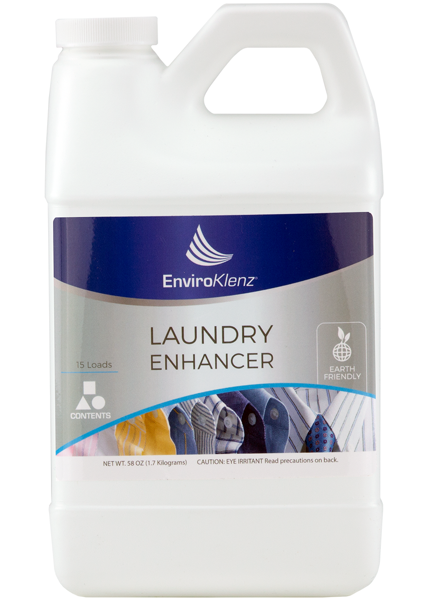 Enviroklenz Laundry Enhancer for Odor Removal
