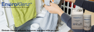 remove chemical odors from your clothes
