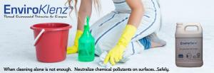 remove new carpet odors