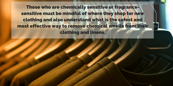 Chemical Odors in New Clothing