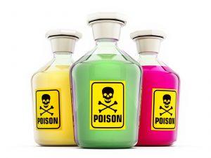 toxic ingriedents