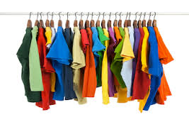 chemical odors in clothing