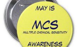 MCS awareness month