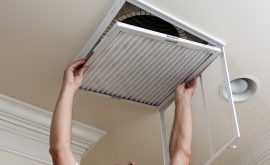 EnviroKlenz VOC air filter