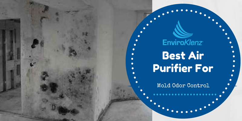 Best air purifier for mold odor control enviroklenz for Best air purifier 2016