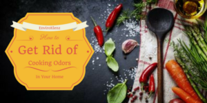 How to Get Rid of Cooking Odors in Your Home