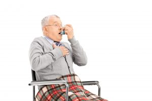 danger of vocs to elderly