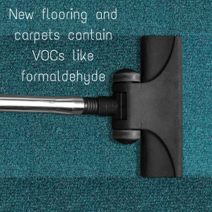 How to Treat a Carpet with Formaldehyde