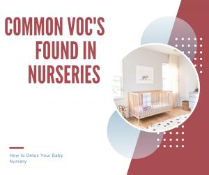 Common VOCs Found in Nurseries