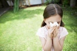 symptoms of allergies to pollen