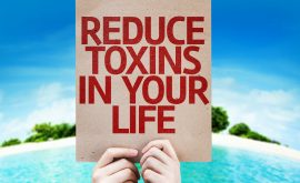 remove toxins from your home