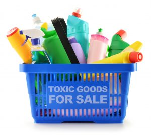 remove toxic items from your home