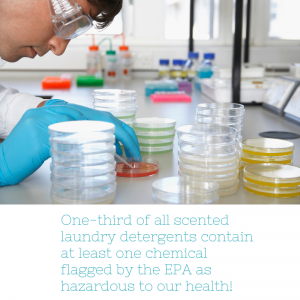 Frightening Hazardous Chemicals In Detergent Brands