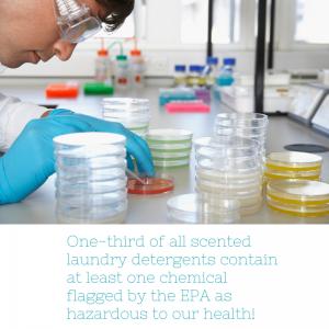 Frightening Hazardous Chemicals In Detergent Brands