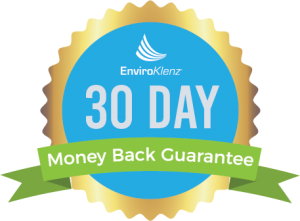 EnviroKlenz Mobile Air Purifier 30 Day Money Back Guarantee