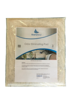 odor eliminating pad
