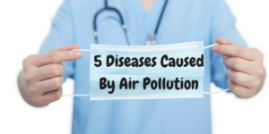 5 Diseases Caused By Air Pollution