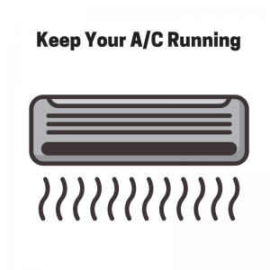Keep Your AC Running