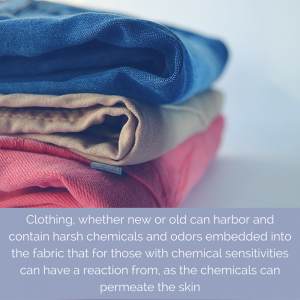 Remove Clothing Odors