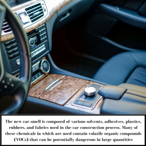 Is New Car Smell Bad for You? | Enviroklenz