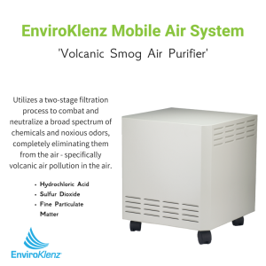 Volcanic Smog Air Purifier