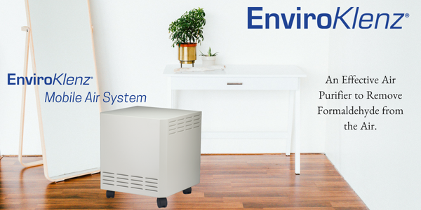 Air Purifier to Remove Formaldehyde from Air