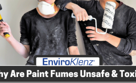 Why Are Paint Fumes Unsafe & Toxic