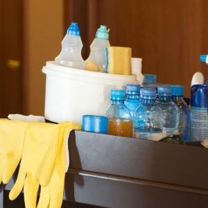 Washing Machine Smells Like Chemicals