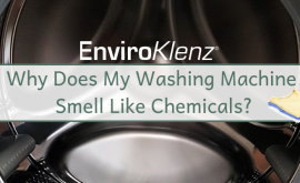 Why Does My Washing Machine Smell Like Chemicals