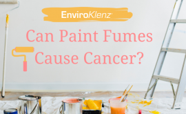 Can Paint Fumes Cause Cancer