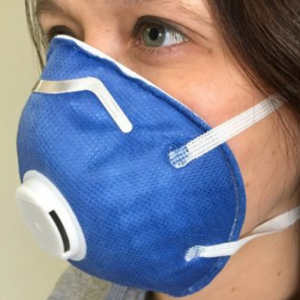 Face Mask for Wildfire Smoke