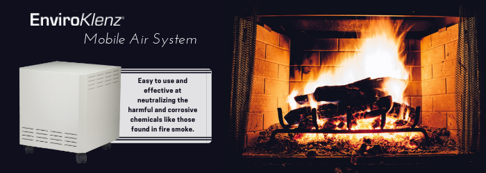 The Dangers Of Fireplace Pollution On Health Enviroklenz