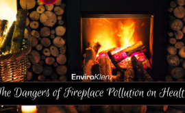 The Dangers of Fireplace Pollution on Health