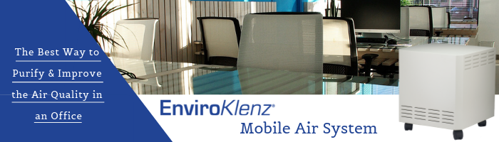Ways to Purify Air & Improve Office Air Quality