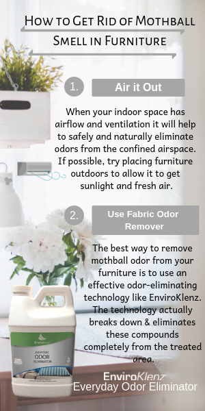Furniture Smell Steps On How To Get Rid Of Mothball In
