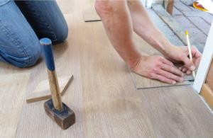 Non toxic flooring