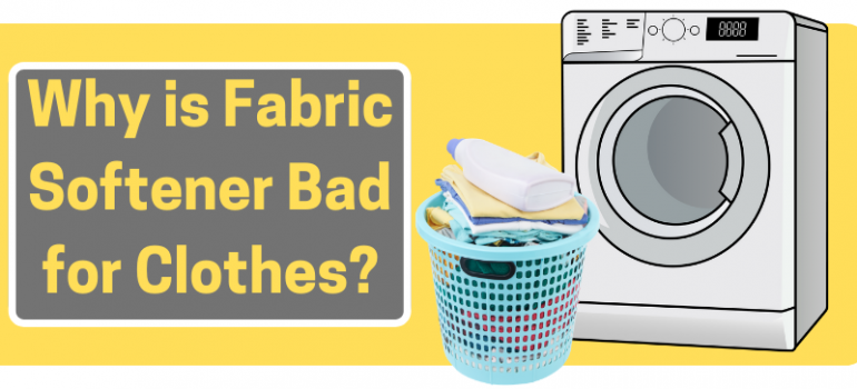 Why is Fabric Softener Bad for Clothes_