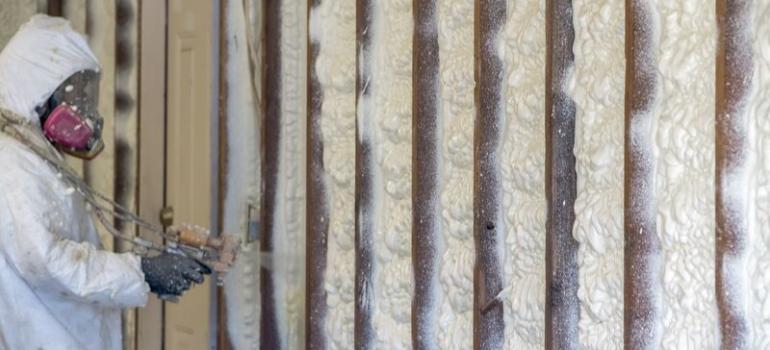 Is Spray Foam Attic Insulation Safe