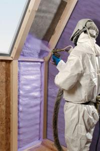 Types of Spray Foam Insulation