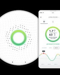 Airthings Wave - Smart Radon Detector