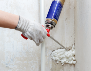 Spray Foam Safety