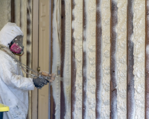 Polyurethane Spray Foam Insulation Odor