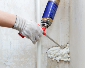 Spray Foam Insulation Chemicals